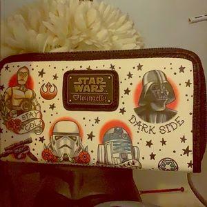 Loungefly StarWars wallet